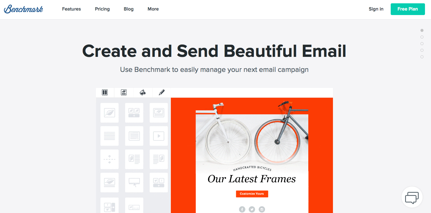 Benchmark Review: Best Email Marketing Software for Small Businesses